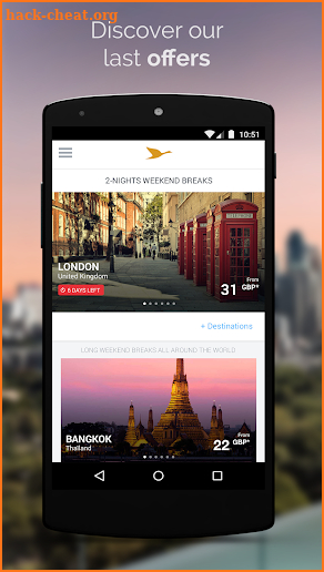 AccorHotels - Hotel booking screenshot
