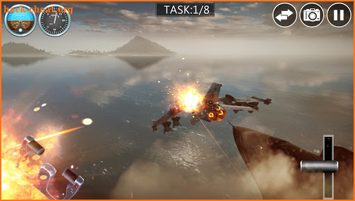 AirFighters Combat 3D screenshot