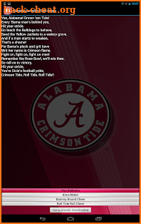 Alabama Ringtones - Official screenshot