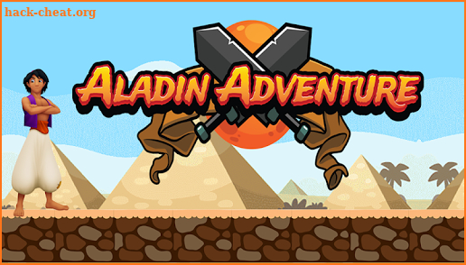 Aladin Adventure World Run screenshot