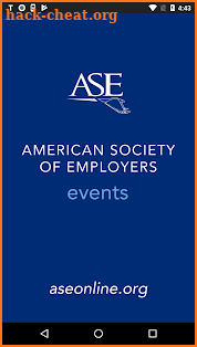 American Society of Employers screenshot
