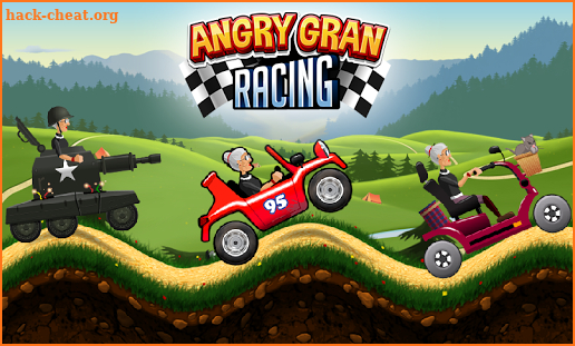 Angry Gran Racing - Driving Game screenshot