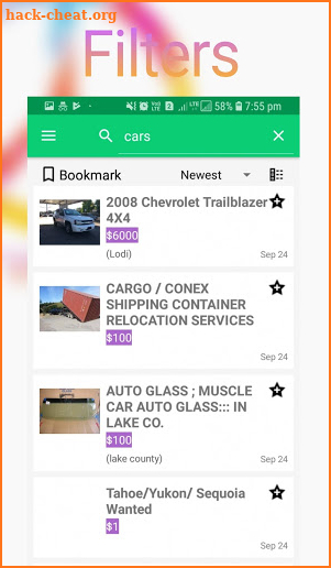 App for Craigslist Pro screenshot
