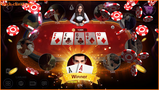 Artrix Poker screenshot