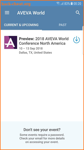 AVEVA World screenshot