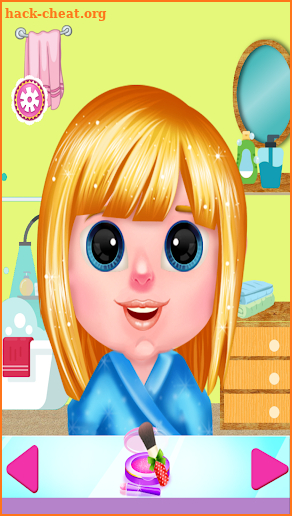 Baby Care - Spa Makeup Dress Up Game screenshot