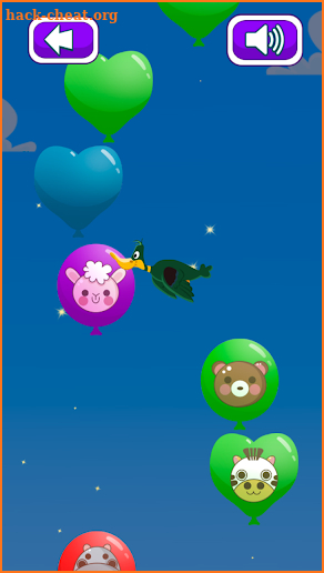 Baby Pop Balloon screenshot