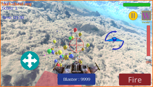 Balloon Battle screenshot