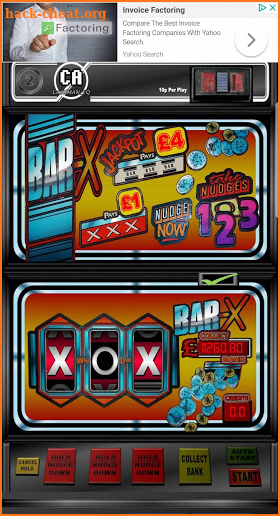 Bar Slot Machine Cheats