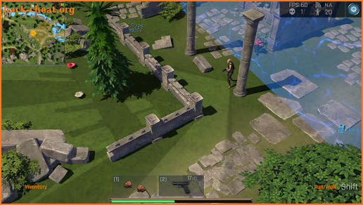 Battle Royale: Surviours screenshot