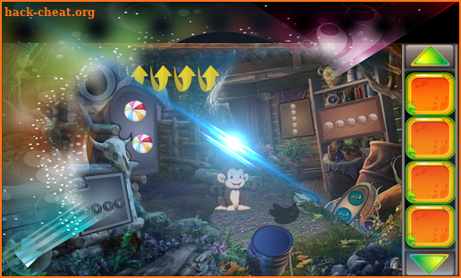 Best Escape Game 493 King Lion Escape Game screenshot