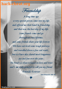 Best Friend Forever Quotes screenshot
