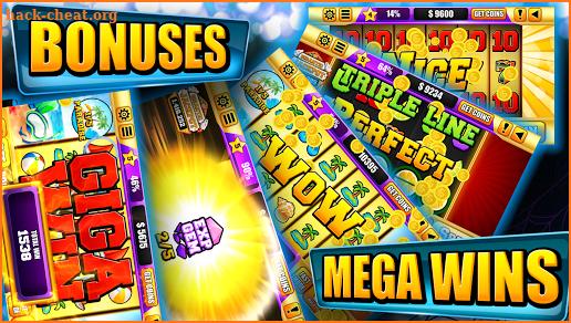 Slots of vegas welcome bonus