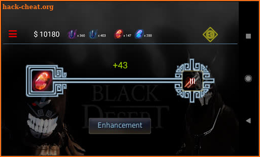 Black Desert RNG Simulator screenshot