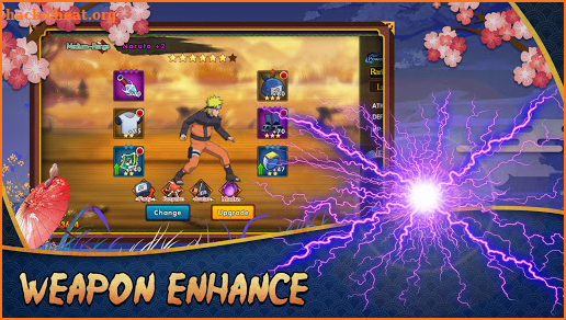 Bond of Destiny: ninja war screenshot