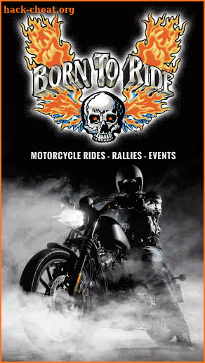 Born To Ride Motorcycle Media screenshot