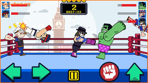 Boxing Star-Happy Wrestle Fight Club screenshot