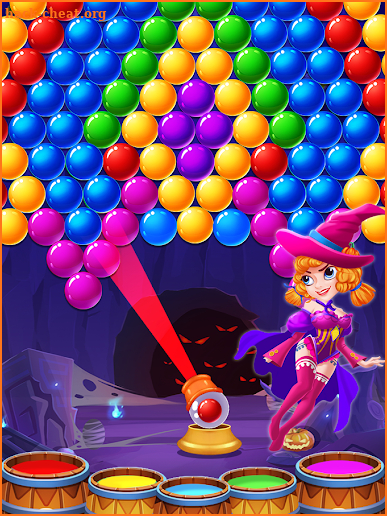 Play Bubble Craze online with no registration required!