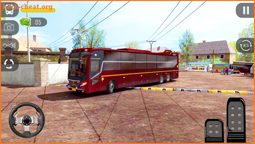 Bus Simulator 2021: New Coach Free Bus Games screenshot