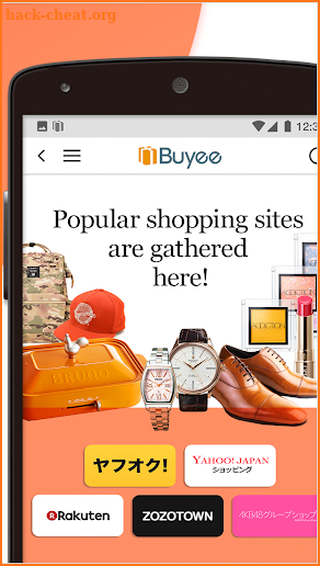 Buyee - Buy Japanese goods from over 30 sites! screenshot