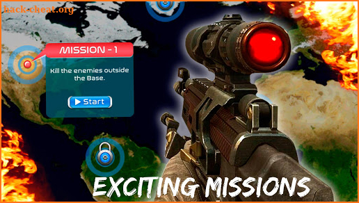 Call Of Fury - Hostage Rescue Mission Commando screenshot
