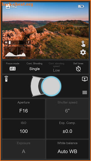 Camote - Camera Remote Control screenshot