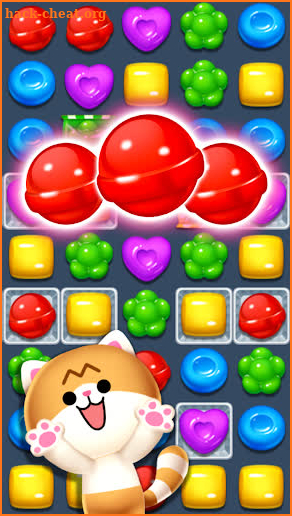 Candy Friends : Match 3 Puzzle screenshot