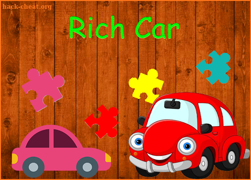 Car Jigsaw Puzzle - Vehicles Puzzle screenshot
