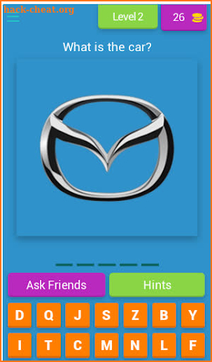 Car Logo Name Guess | Up 50 car Logos screenshot