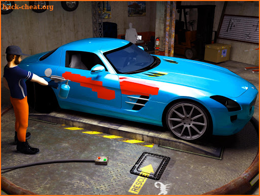 Car Mechanic Workshop Simulator Game screenshot