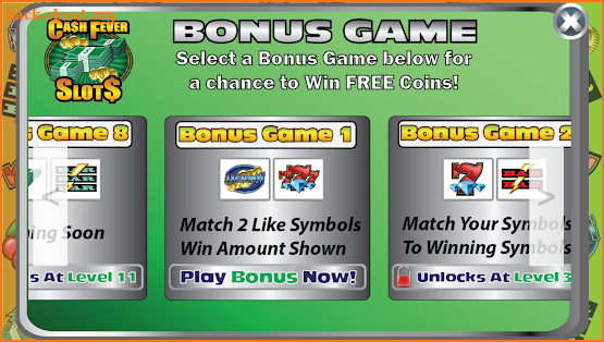 Slots Fever Cheat