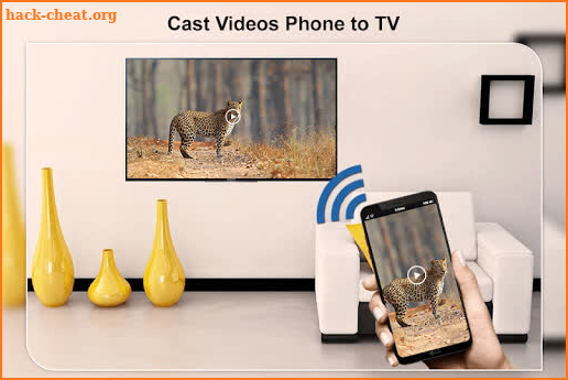 Cast To TV : Screen Mirroring For Smart TV screenshot