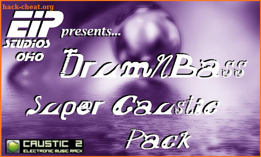 Caustic 3 DrumNBass screenshot