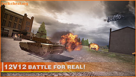 Clash of Panzer screenshot