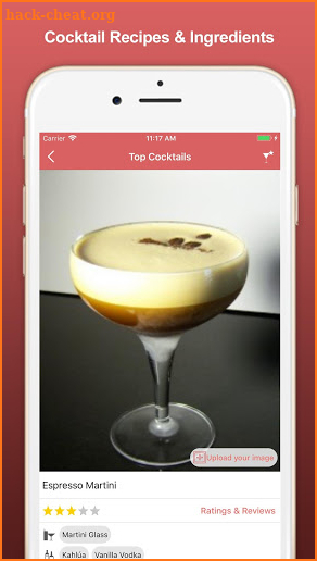 Cocktail - 100 Best Cocktails screenshot