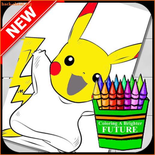 Coloring Pokemo - Pikachu Hacks, Tips, Hints and Cheats ...