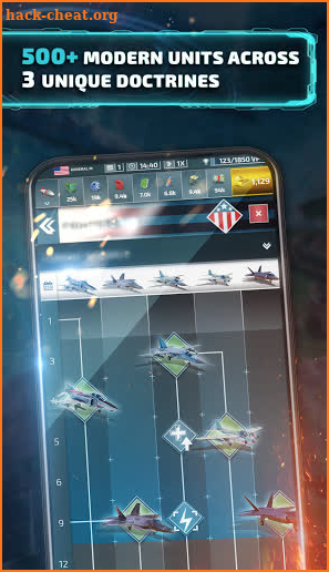Conflict of Nations: WW3 Real Time Strategy Game screenshot