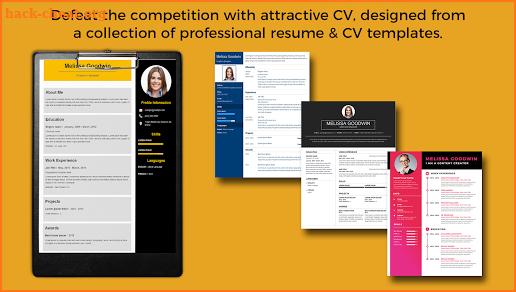 CV Builder, Resume Maker, Modern CV Hacks, Tips, Hints and ...
