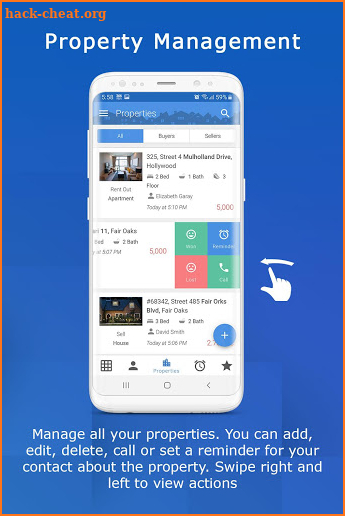 Deal Workflow CRM - Real Estate Agents App & Tools screenshot