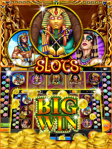 Valley Of Pharaohs Slot Machine