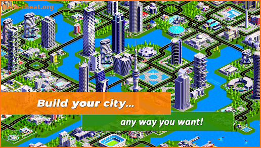 Designer City 2: city building game Hack Cheats and Tips