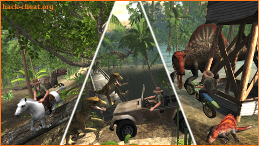 Dino Safari: Evolution screenshot