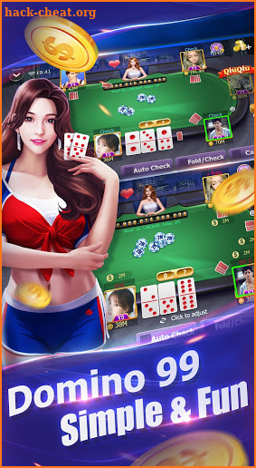 Domino Qiuqiu 99 Kiukiu Free Domino Games Hacks Tips Hints And Cheats Hack Cheat Org