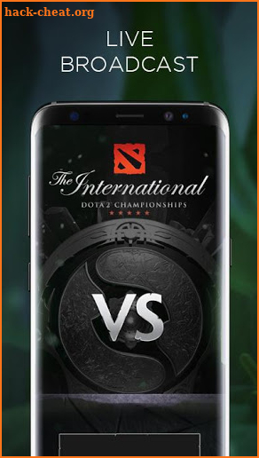 Dota 2 : The International 2018 screenshot