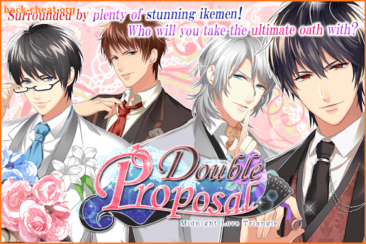 Double Proposal: Free Otome Games screenshot