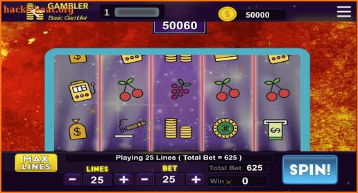 Slot games free money