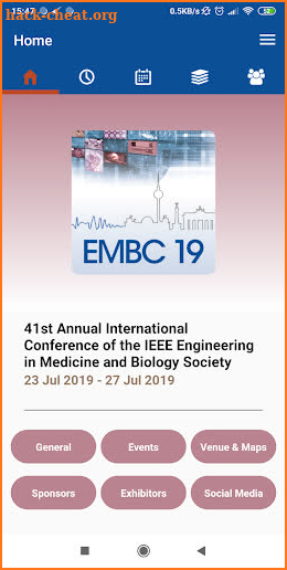 EMBC 2019 screenshot