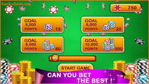 Farkle King : The Dice Game screenshot