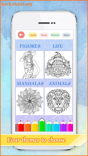 Fashion Girls Coloring Pages: Dress Up Salon screenshot
