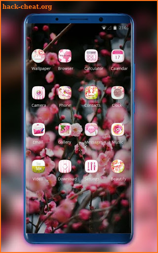 Flower theme   wallpaper for lenovo k9 note Hack Cheats and Tips